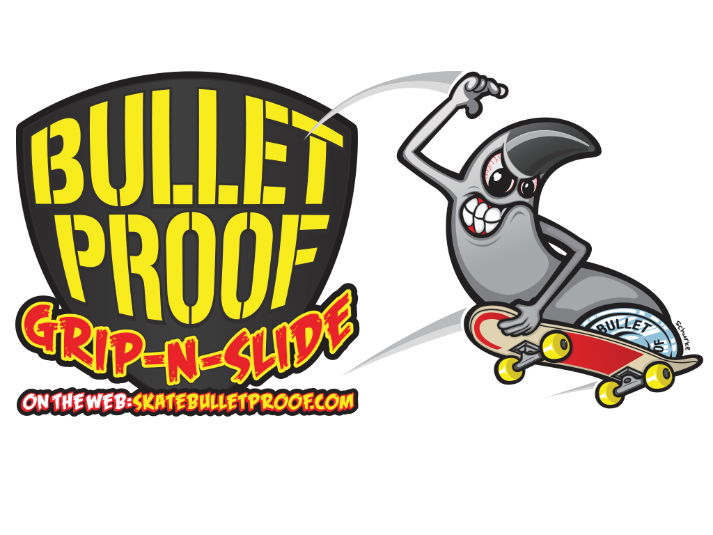 Bullet Proof Grip-n-Slide Illustration