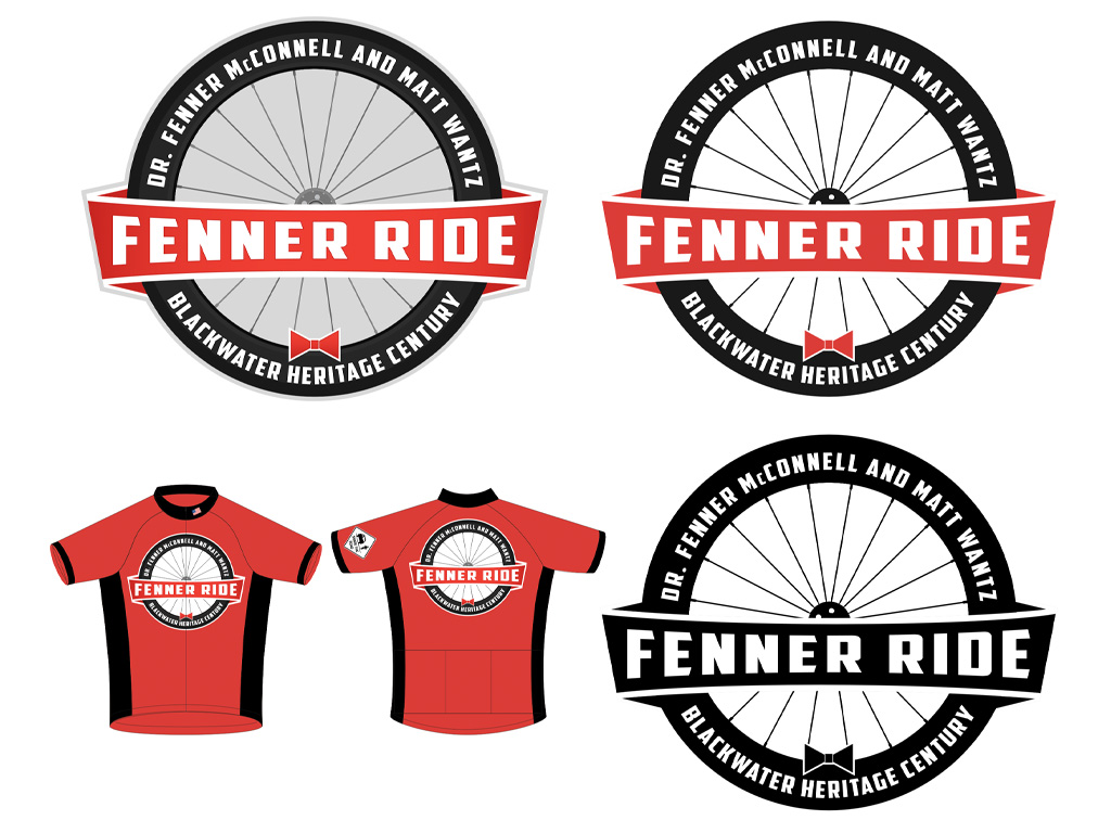 Fenner Ride Illustrated Logo